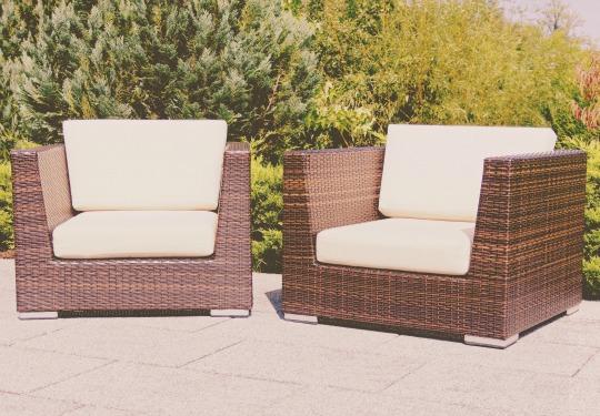 Les grandes tendances niveau matière pour décorer votre mobilier de jardin