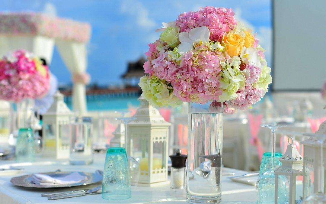Quelle décoration de table pour mon mariage rustique ?