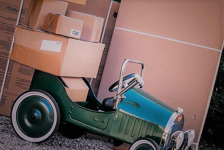 Stockez facile grâce au nouveau système de garde meuble