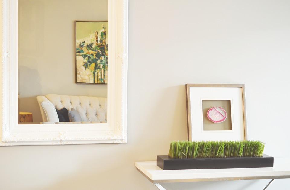 Décorer sa maison : le miroir pour agrandir vos pièces
