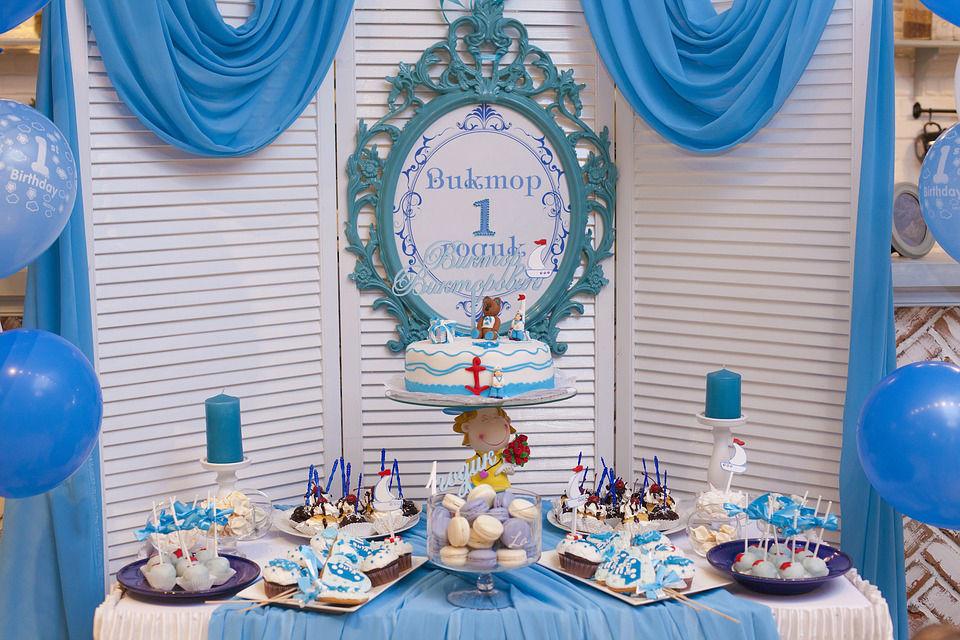 Les incontournables d'une décoration de table d'anniversaire